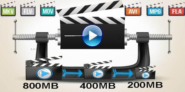 تصغير حجم الفيديو اون لاين مع الحفاظ على جودته